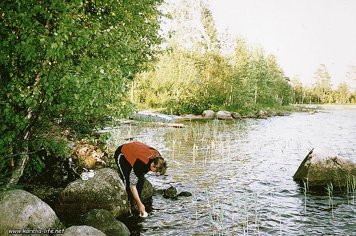 рыбалка сонго